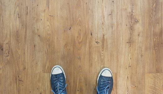 賃貸でも床は変えられる![クッションフロア]の施工法と原状回復のコツ