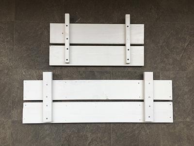 棚板を作る