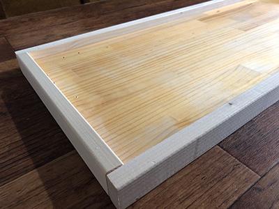 天板を作る